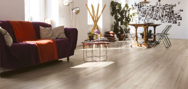 What Flooring for the Living Room?