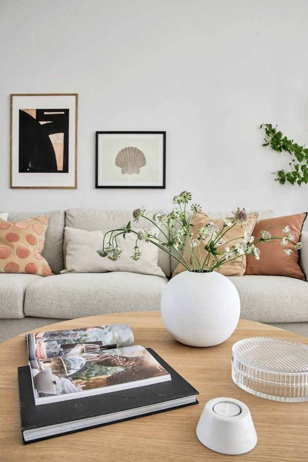 Powdery Pink Home Accessories For An Elegant Touch