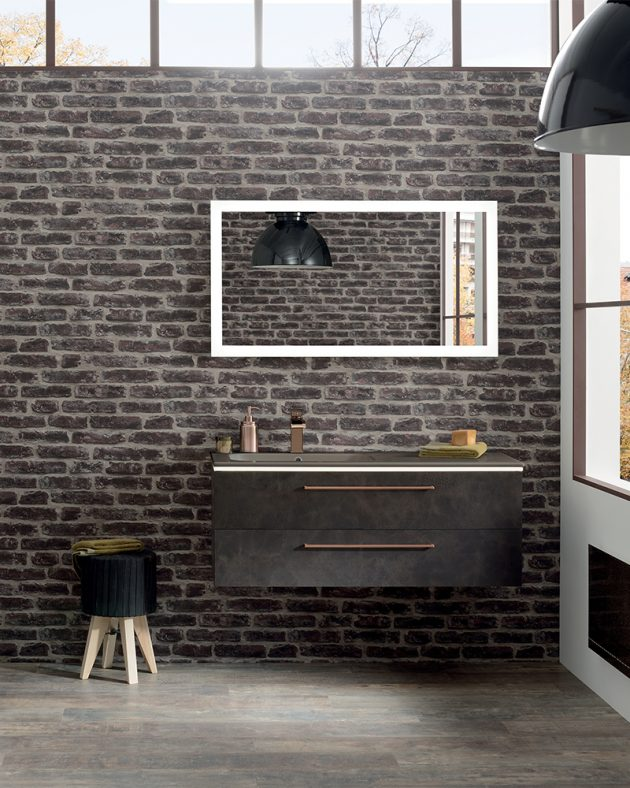 5 Decorative Tips for an Industrial-style Bathroom