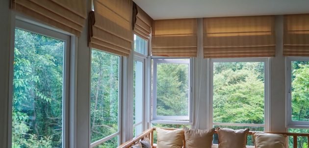 Which Blinds for Your Living Room?