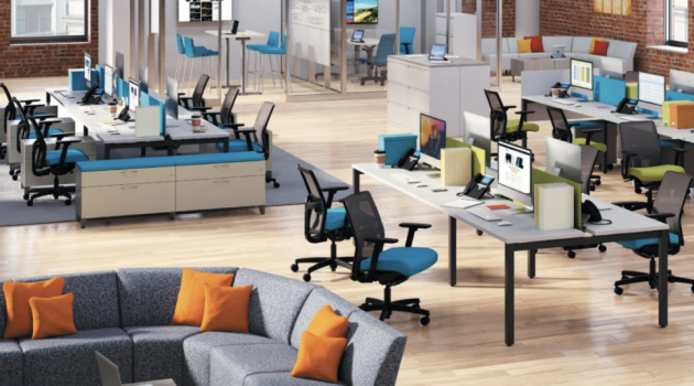 Office Design Trends For 2020