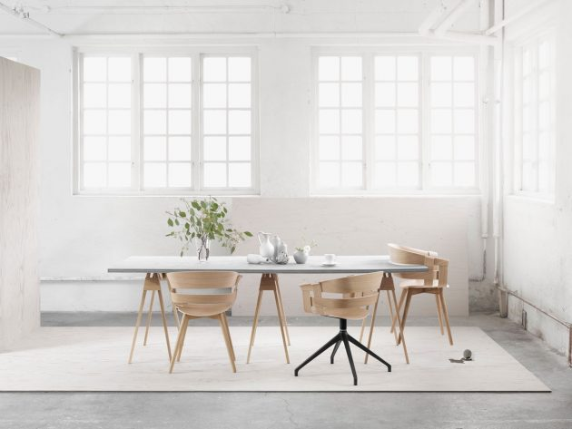 The Essentials for a Minimalist Dining Room