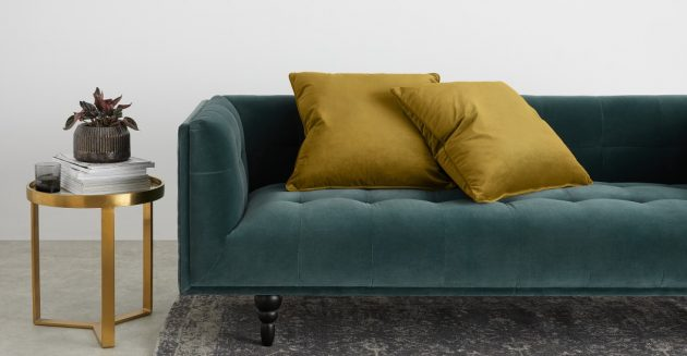 How to Use Velvet in Its Decoration?