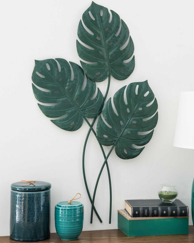 Decorate With the Monstera Leaf
