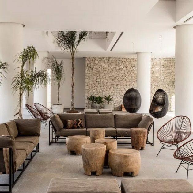 A Bohemian Decor on Your Terrace