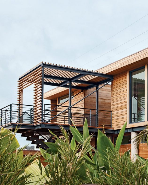 6 Contemporary Wooden Houses That Will Make You Dream