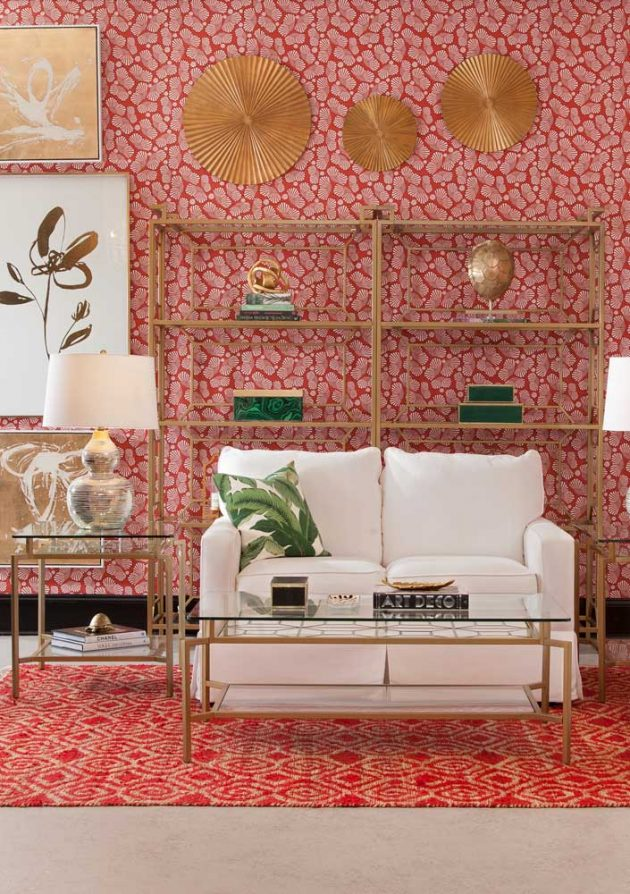 Tips for Decorating Your Room in Red!