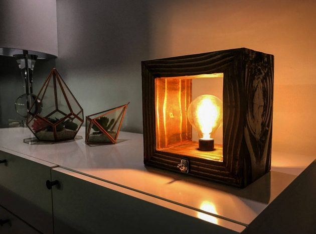 8 Different Models of Rustic Lamps You Will Want in Your Home