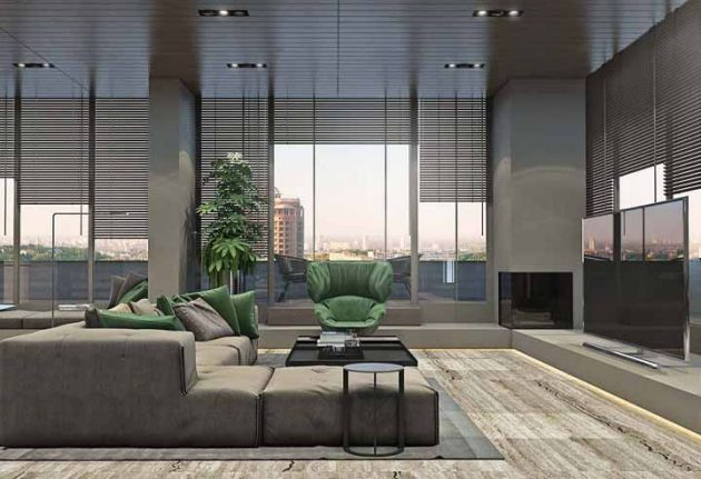 9 Great Large Room with Amazing Decor