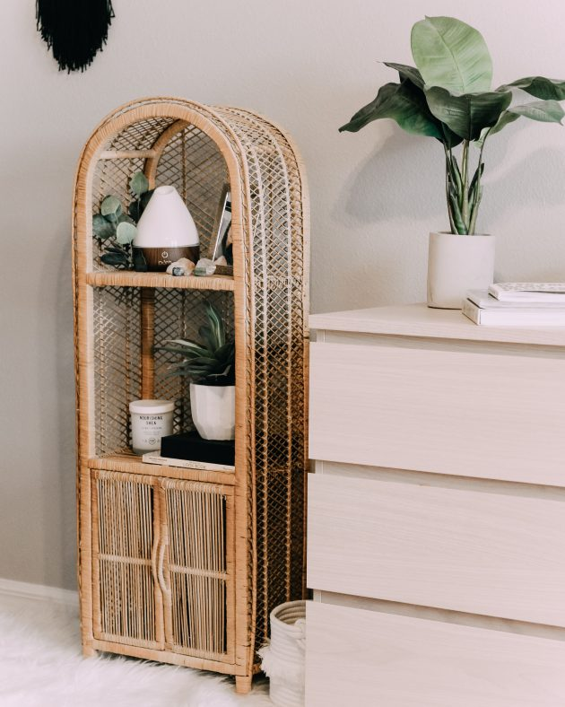 9 Rattan Shelves You Will Absolutely Adore for Your Home