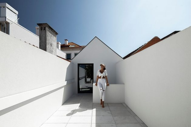 Beira Mar House by Paulo Martins | Architect in Aveiro, Portugal