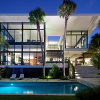 Coral Gables Residence by Touzet Studio in Miami, Florida