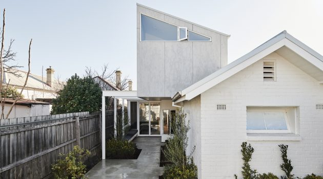 Dairy House by Dan Gayfer Design in Melbourne, Australia