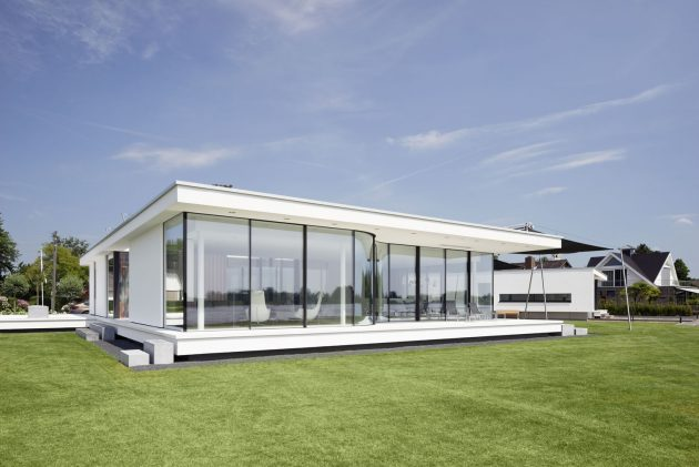 G-House by Lab32 Architecten in The Netherlands