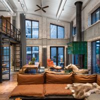 Hayloft by Loft Buro in Kyiv, Ukraine