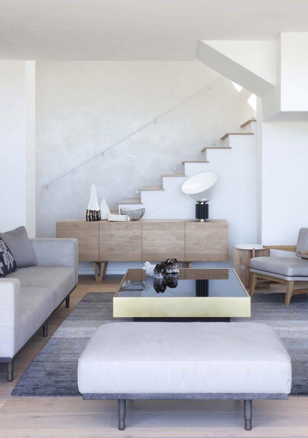 Luxury Residential Seaside Home La Belle Vue by OKHA in South Africa