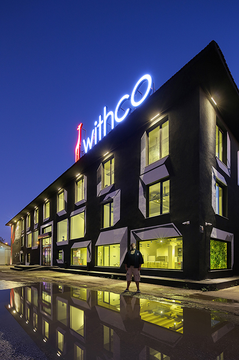 WITHCO Coworking Space by XL Architecture + Engineering in Izmir, Turkey