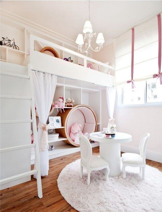 8 Incredible Girl's Bedroom Inspirations