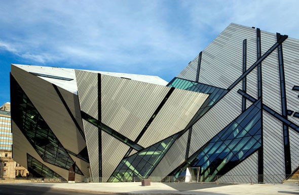 Applications Of Glass In Architecture: Traditions And Innovation