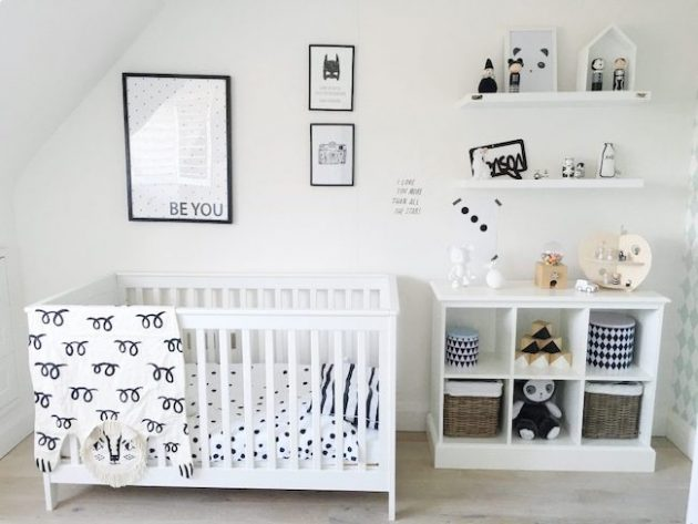 Essentials for a Minimalist Nursery