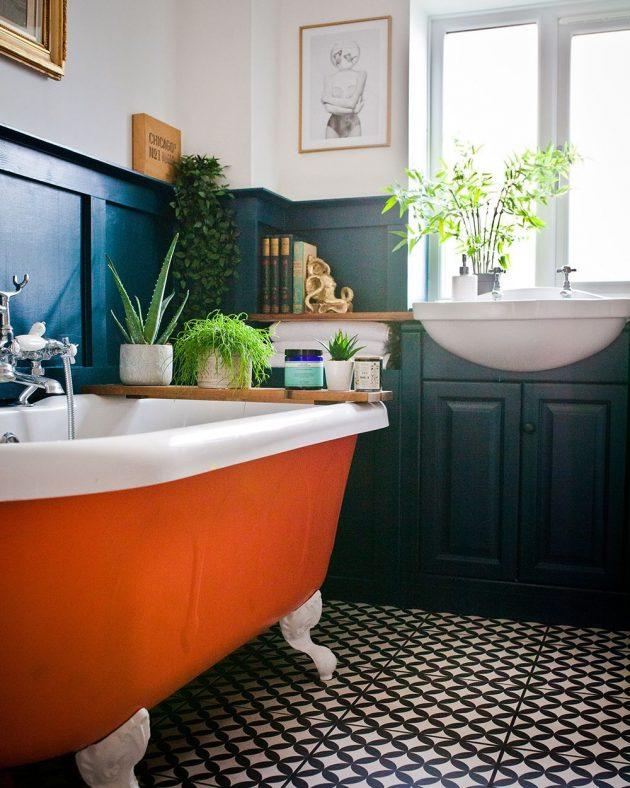 Decoration Ideas for a Family Bathroom