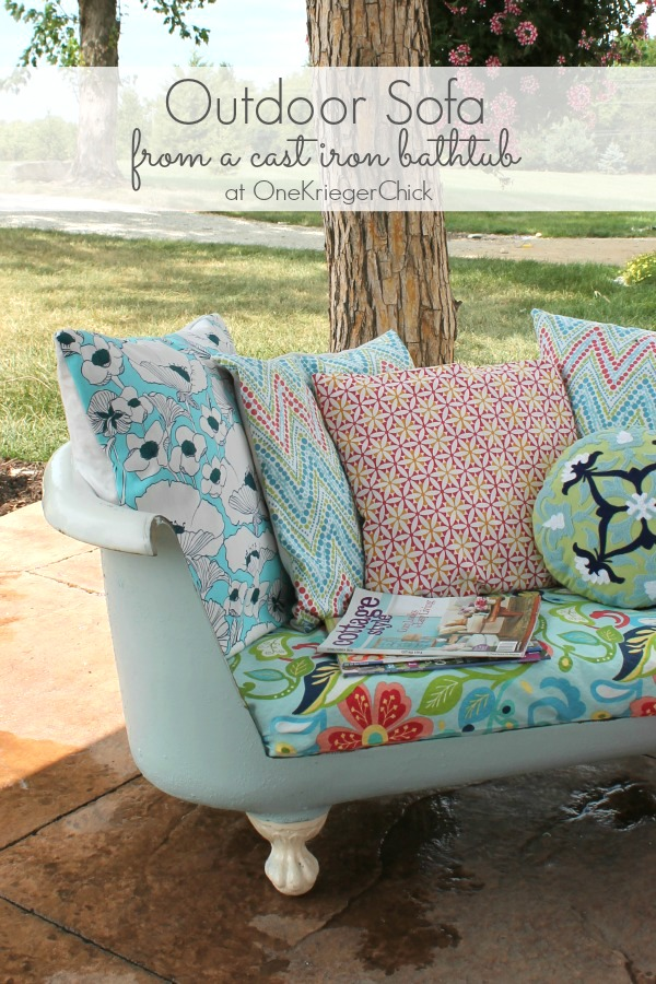 Diy Patio Furniture Sectional