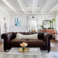 15 Beautiful Shabby-Chic Living Room Designs That Pop