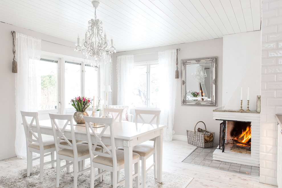 15 Cozy Shabby-Chic Dining Room Designs That Will Make An Impression