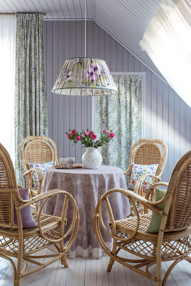 15 Cozy Shabby-Chic Dining Room Designs That Will Make An