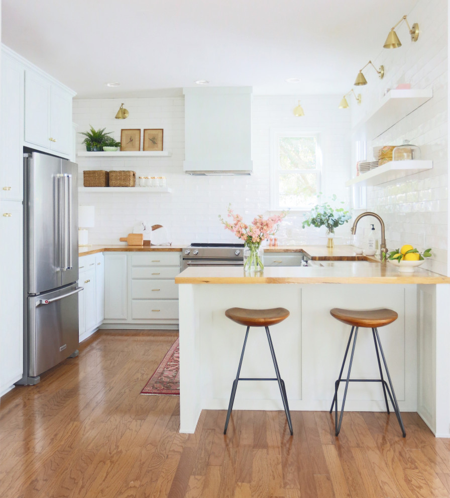 15 Delightful Shabby Chic Kitchen Designs You Will Fall In Love With