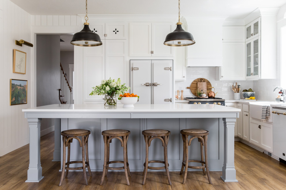 15 Delightful Shabby-Chic Kitchen Designs You Will Fall In Love With
