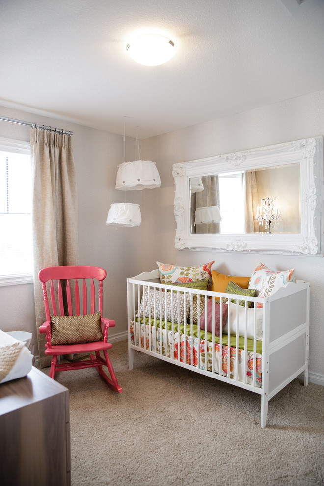 15 Fabulous Shabby-Chic Nursery Designs You Will Adore