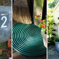 15 Genius DIY Projects To Repurpose Your Old Gardening Tools