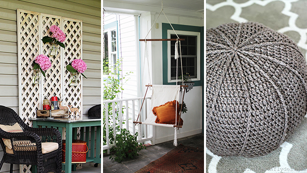 15 Super Cool DIY Deck Decor Projects You Must Do For The Summer
