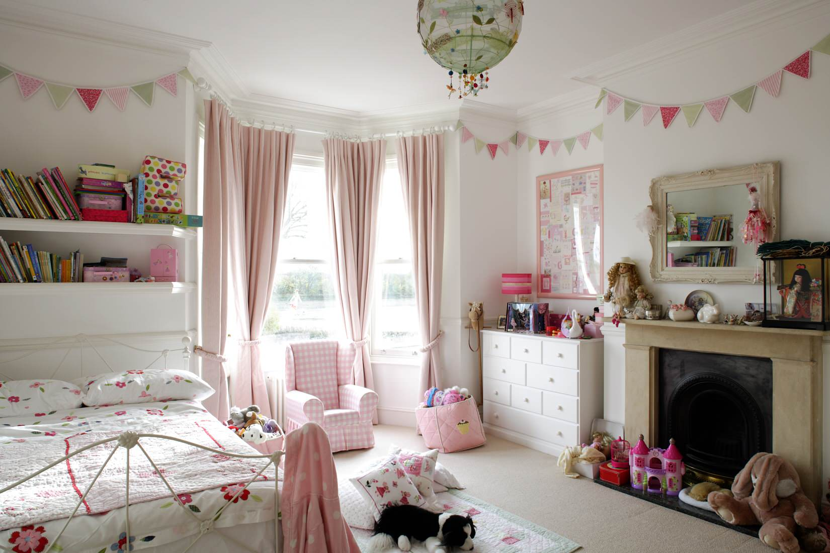 18 Magical Shabby-Chic Kids' Room Designs That Will Enchant You