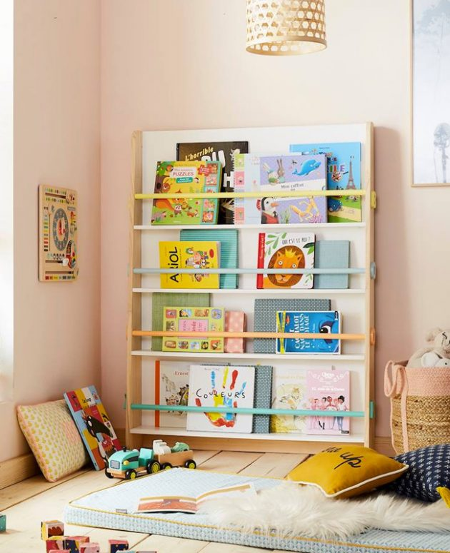 Storage for Children's Books