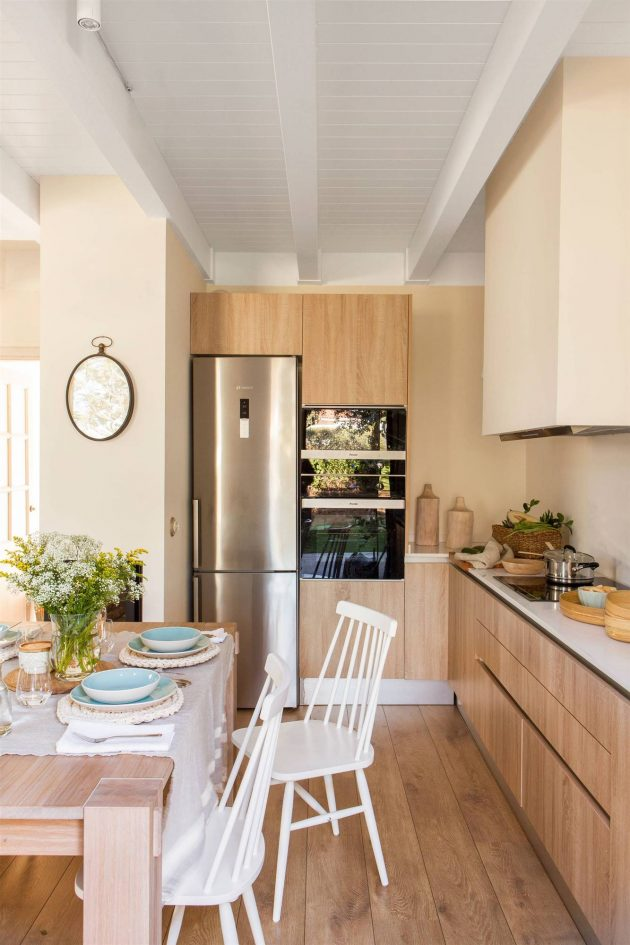 9 Kitchens Open to Dining Room and Living Room