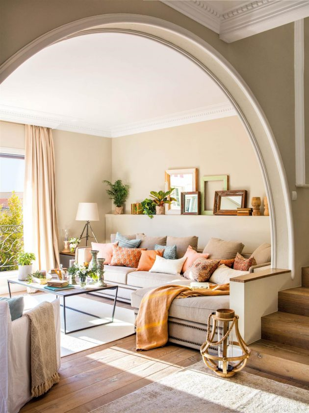 8 Modern Lounges That are So Cozy for Your Living Room (Part I)