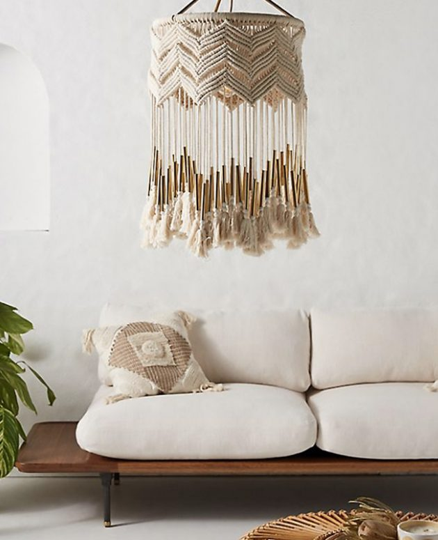 How to Use the Macrame in the Living Room?