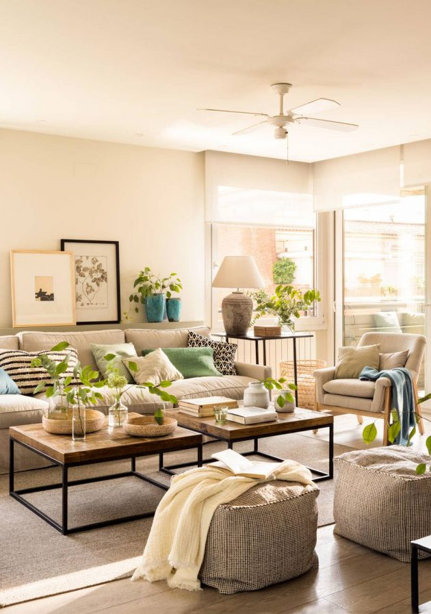 9 Auxiliary Tables to Choose According to the Space You Have
