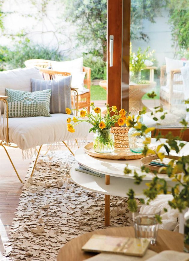 Round Coffee Tables - Latest Trend in Living Rooms