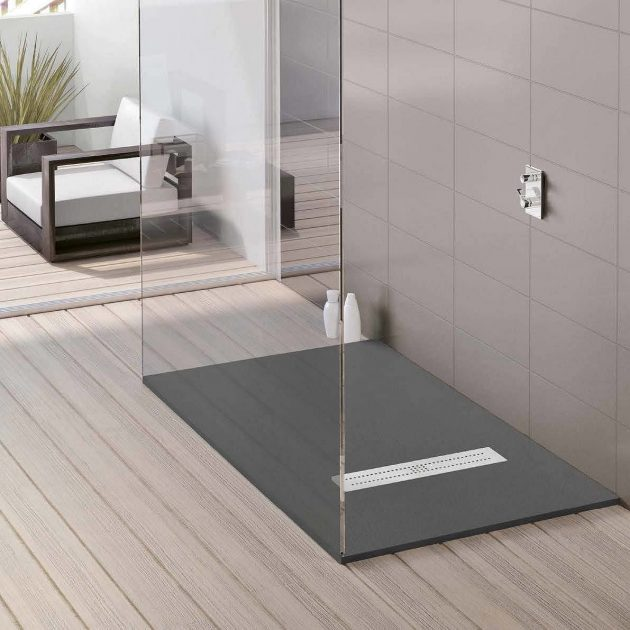 Trendy Shower Trays and Screens for Your Bathroom