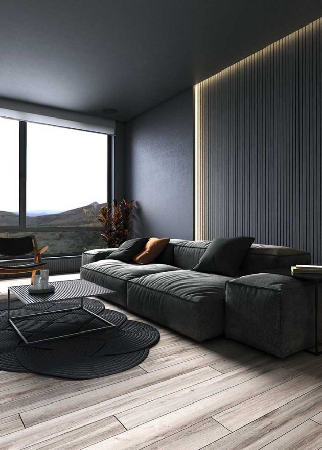 Would You Go for a Black Room?