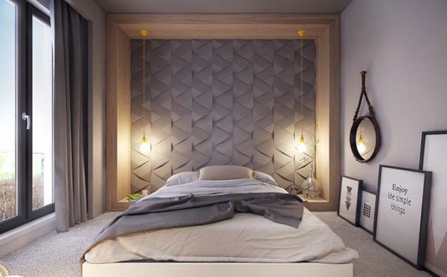 Exciting Models of Double Headboard for Your Home