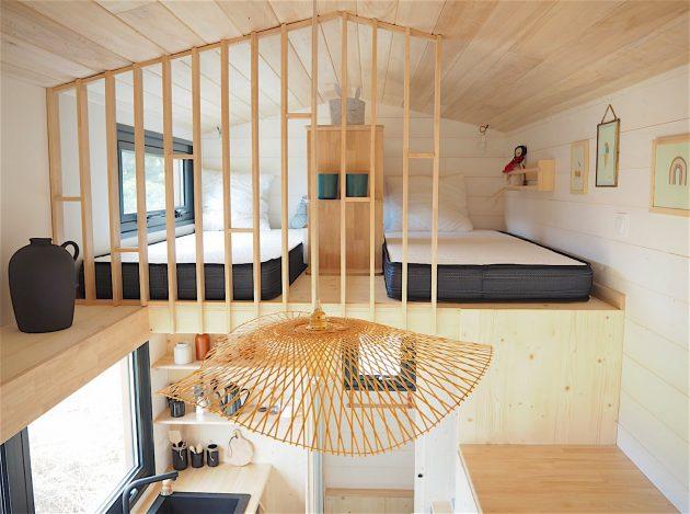 10 Inspiring Tiny House Interiors
