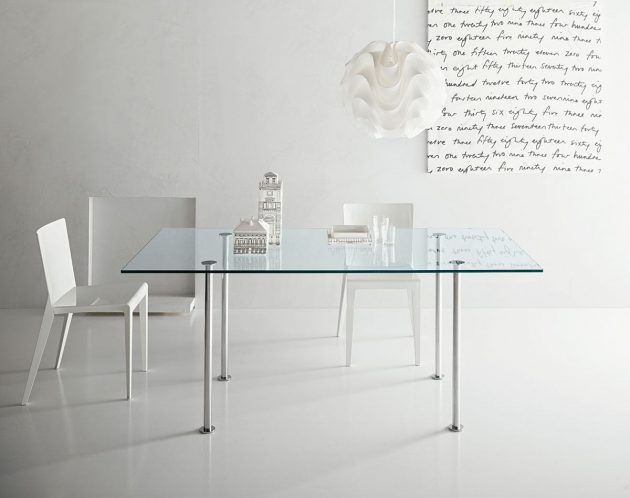 9 Round Dining Glass Tables You Will Love