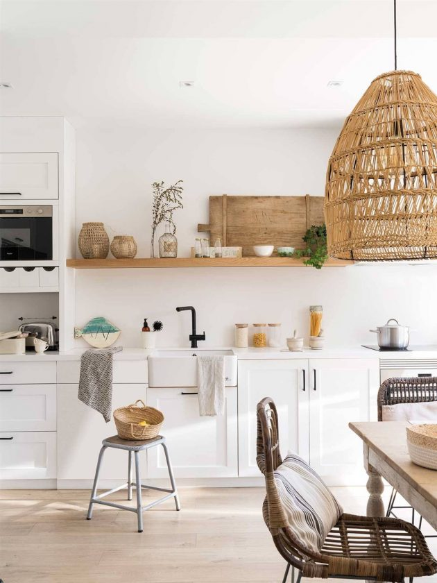 10 Modern White Kitchens With Different Decor Ideas
