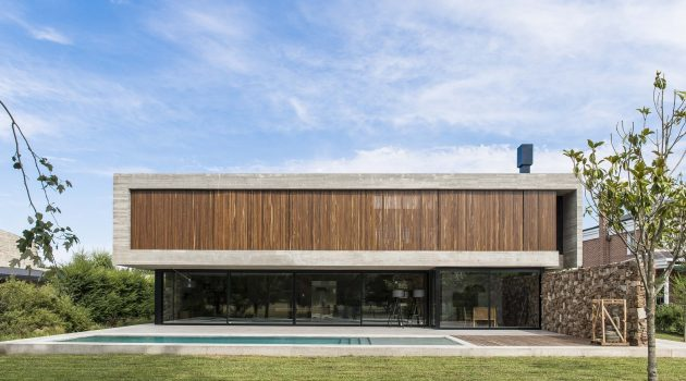 AD House by Estudio M3 in La Plata, Argentina