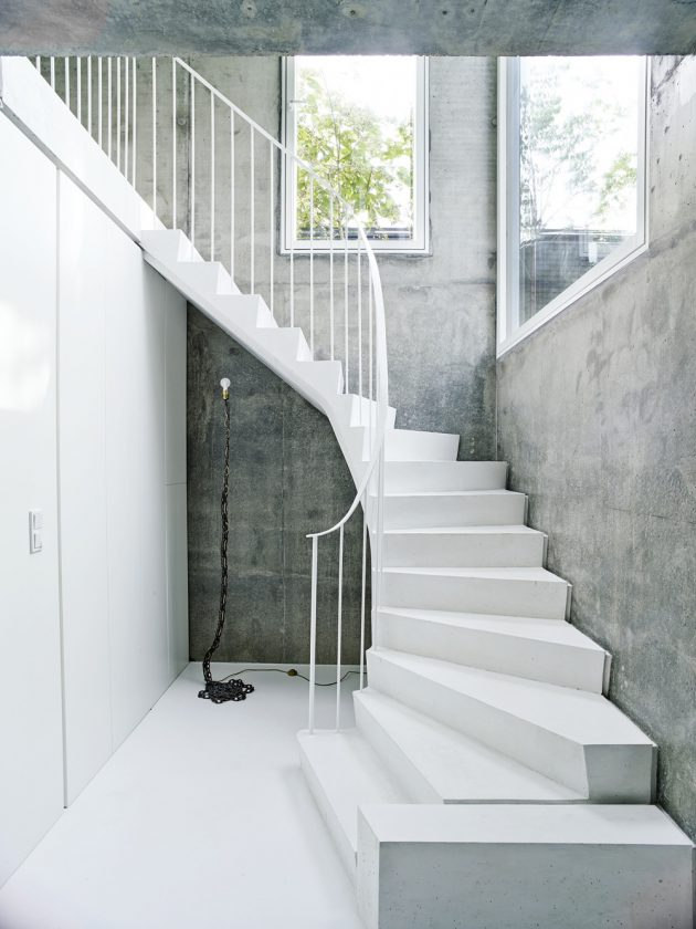Covert House by DSDHA in London, United Kingdom
