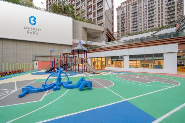 "Exploration of the ""Ideal World"" for Children, Shenzhen, China"